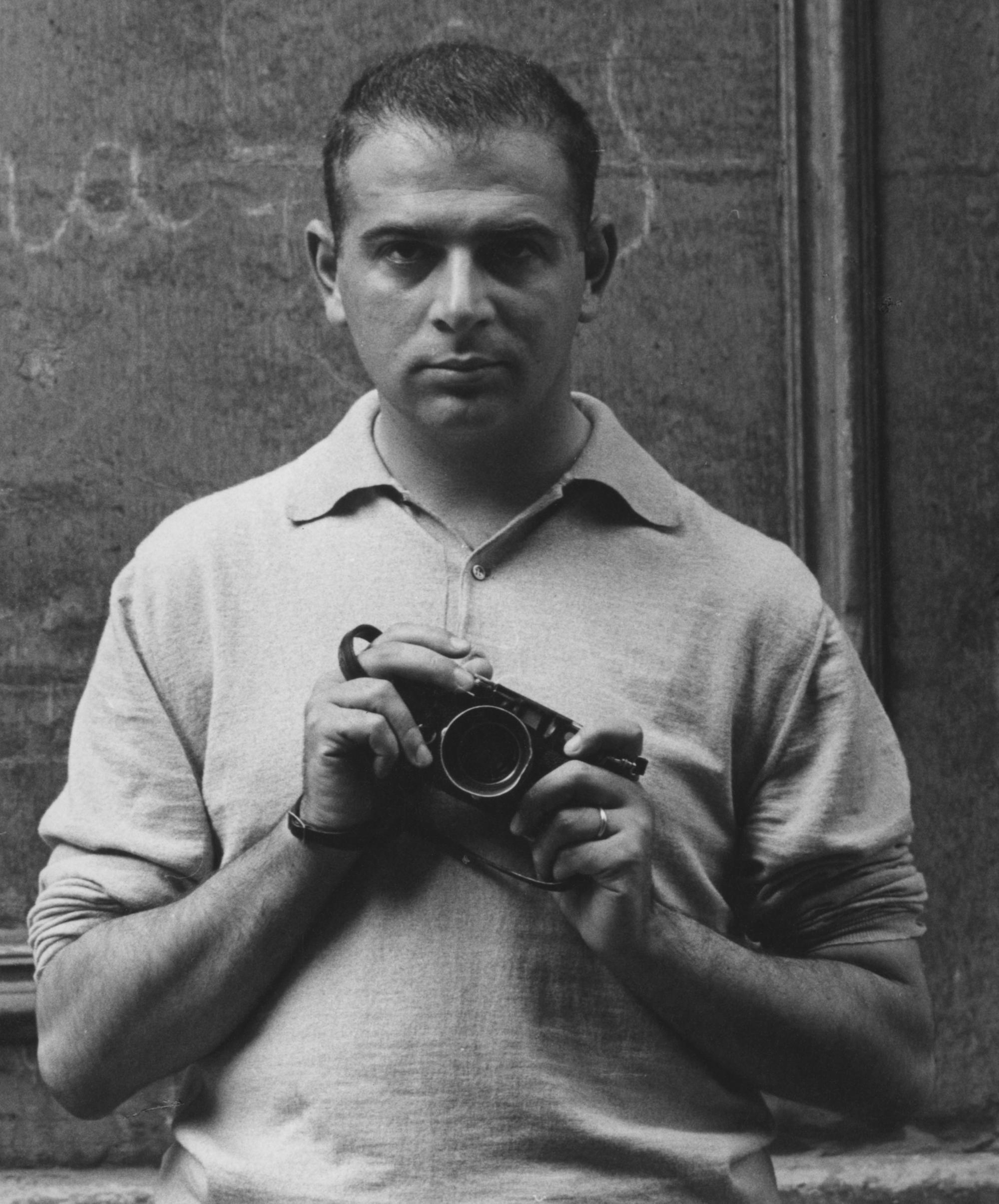 LE PHOTOSOPHE, des instants avec Frank Horvat